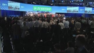 Download Hier könnt ihr den Parteitag der CSU live mitverfolgen! #jazuBayern Video
