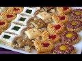 Download حلويات العيد/صابلي بريستيج باربع اشكال ونكهات مختلفة من نفس العجينة Video