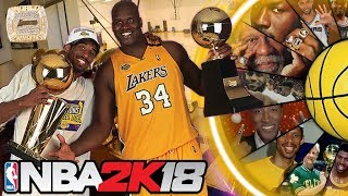 Download NBA 2K WHEEL OF RINGS! NBA CHAMPIONS! Video