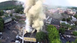 Download Delaney's Pub Fire (New Haven, CT) 8/25/14 Long Version Video