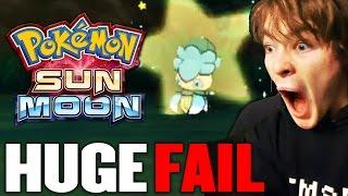 Download WORST SHINY FAIL OF ALL TIME! - Pokemon Sun and Moon (SHINY FOMANTIS FAIL) #BlameTheCharizard Video
