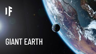 Download What If Earth Was As Big As the Sun? Video