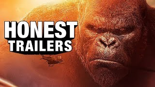 Download Honest Trailers - Kong: Skull Island w/ Jordan Vogt-Roberts Video