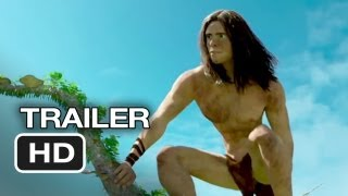 Download Tarzan TRAILER (2013) - Animation Movie HD Video