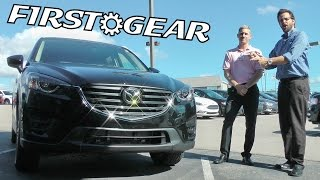 Download First Gear - 2016.5 Mazda CX-5 Review and Test Drive Video
