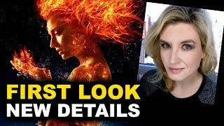 Download X-Men Dark Phoenix FIRST LOOK & PLOT DETAILS Video