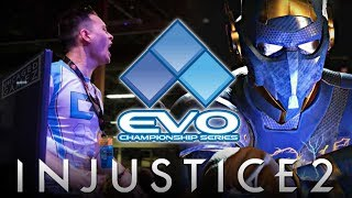 Download Injustice 2 - HoneyBee's HYPEST Moments At EVO 2017!! [REACTION] Video