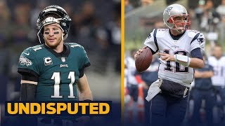Download Carson Wentz or Tom Brady - Who is the NFL MVP after Week 11? | UNDISPUTED Video