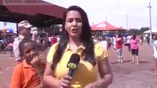 Download Situações engraçadas durante reportagens BRASILEIRAS - Parte 3 ! Video