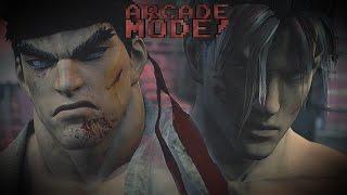 Download RYU vs. JIN KAZAMA | ARCADE MODE! [EPISODE 4] Video