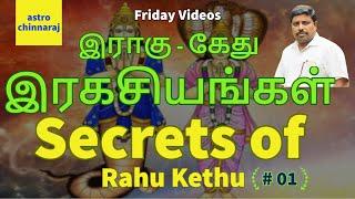 Download Secrets of Rahu Kethu I by Dindigul P.Chinnaraj Astrologer Video