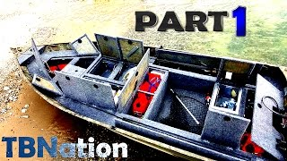 Download 14ft Jon Boat to Bass Boat # TBNation Video