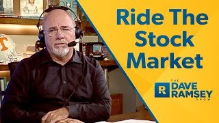 Download Learn To Ride The Stock Market - Dave Ramsey Rant Video