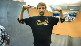 Download TODAY I DROPPED IN ON THE VERT RAMP! Video