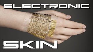 Download Behold The Touch Sensitive Electronic Skin Video