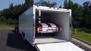 Download 1972 Candy Red Cutlass 442 / Johns Restoration Video