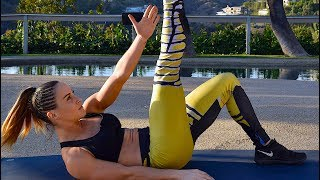 Download Ab Workout for women: Ab Workout At Home - Advanced Ab Workout Video