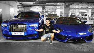 Download GARAJE PRIVADO MILLONARIO DE AUTOS EN DUBAI Video