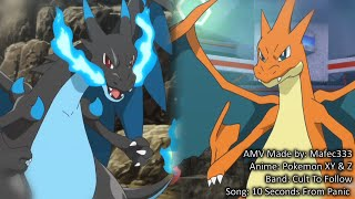 Download Mega Charizard X vs Mega Charizard Y -Anime- HD AMV Video