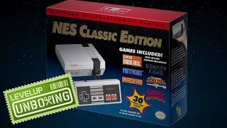 Download UNBOXING: NES Classic Edition Video