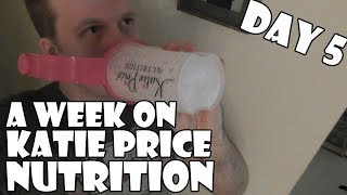Download A Week On Katie Price Nutrition DAY 5 Video