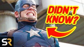 Download 10 Things You Didn't Know About Marvel's Cinematic Universe Phase 1 Video