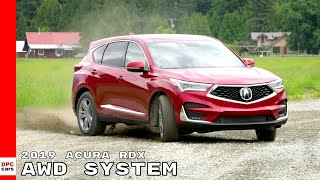 Download 2019 Acura RDX Advance Off-Road AWD System Video