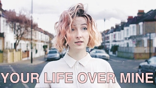 Download Tessa Violet - Your Life Over Mine (Bry cover) Video