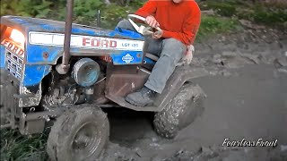 Download Old Mudding Tractors doin WORK! Video