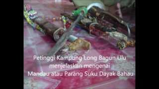 Download Ekspedisi Khatulistiwa : Mandau Suku Dayak Bahau Video