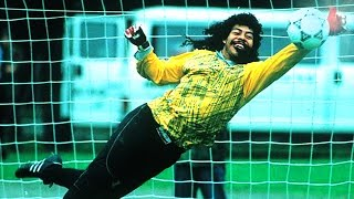 Download Rene Higuita ● Saves Compilation ► EL LOCO Video