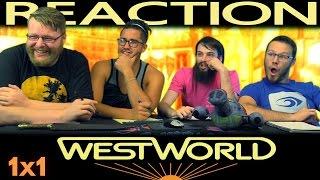 Download Westworld 1x1 PREMIERE REACTION!! ″The Original″ Video