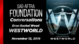 Download Conversations with Evan Rachel Wood of WESTWORLD Video