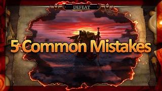 Download Five Common Mistakes in The Elder Scrolls: Legends Video