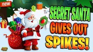Download ANIMAL JAM SECRET SANTA! WHO GETS THE SPIKES? Video