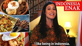 Download Americans Love Indonesia Food Video