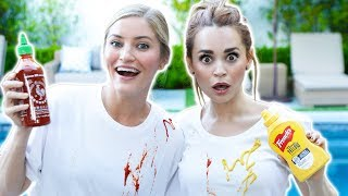 Download TESTING *STAIN PROOF* SHIRTS Video