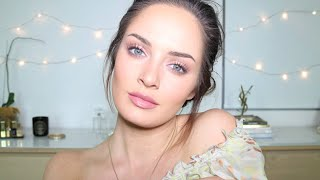 Download Soft Focus Dusty Rose Wedding Makeup Tutorial // ENGLISH ROSE LOOK Video