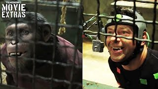 Download Rise of the Planet of the Apes 'WETA Vfx' Featurette (2011) Video