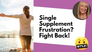 Download Fighting the Single Supplement | Sixty and Me | Senior Travel Tips Video