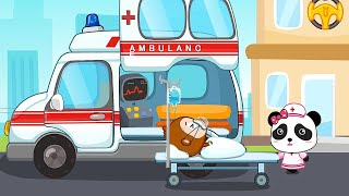 Download Baby Play and Learn Transportation | Baby Panda Fun Games Video
