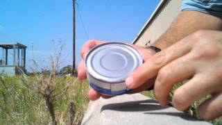 Download How to open a can without a can opener Video