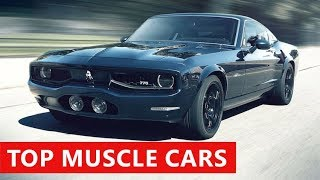 Download 10 New Muscle Cars American Coming in 2018. Best Upcoming Fast Cars 2018. Video