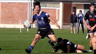 Download WHACKCITY 3   Best rugby steps, ankle breakers & footwork Video