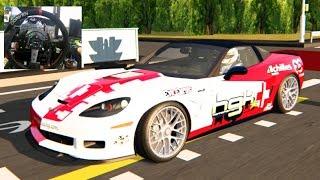 Download Assetto Corsa GoPro FUJIMI KAIDO vs Formula Drift 800hp Corvette MOD!! Video