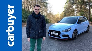 Download Hyundai i30 N review - is this Britain's best new hot hatch? - James Batchelor - Carbuyer Video