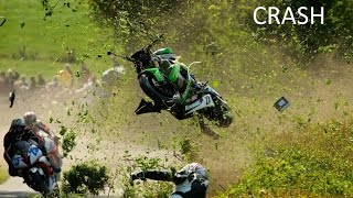Download Road Racing Crash Compilation *SERIOUS CRASHES INCLUDED* Video