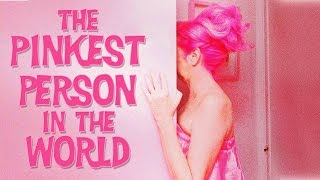 Download The PINKEST Person in the WORLD! Video