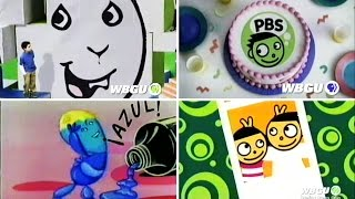 Download PBS Kids Program Break (2005 WBGU-TV) Video