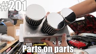 Download Every car guys dream! Car parts! Video